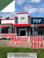 Kabupaten Mamuju Utara Dalam Angka 2016