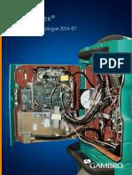 Prismaflex Illustrated Parts Manual 2014-07