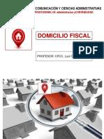 Clase 01 - Domicilio Fiscals