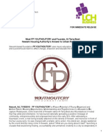 FP Youth Outcry Press Release