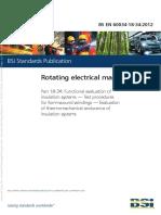 BS en 60034-18!34!2012-08 - Rotating Electrical Machines