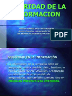 05. Seguridad de La informacion