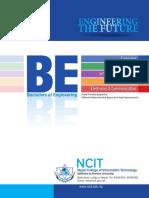 NCIT Prospectus 2016