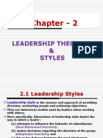 Leadership & Change Mgt- CH-2