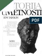 H. W. Janson Historija umjetnosti