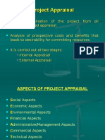 02 - Project Appraisal & Analysis