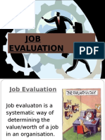 Job Evaluation Ppt 30-01-2012