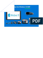 Step in to Windows 10 by Suresh M