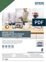 Epson D700 Brochure