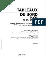 Legrenzi, Christophe; Rosé, Philippe Les tableaux de bord de la DSI  pilotage, performance et benchmarking du système d'information