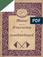 Manual Transmisiones GSSA