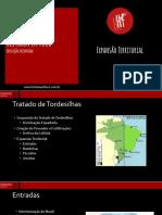 Expansaão Territorial