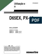 Manual Operador e Manutenção Epam023201_d65ex_px-15_0312
