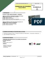 Liaison Serie Rs232
