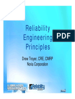 Reliability Engineering Principles