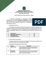 Edital Bolsistas PREUNI_2017