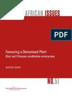 Khat_Favoring a Demonised Plant