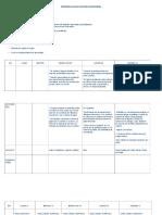 Planificación Semanal Ambientacion Sala 5