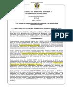 Construcción y Operación Del Oleoducto Araguaney – Banadía