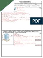 1a Avaliação - Estruturas Mecânicas [E] (Gabarito)