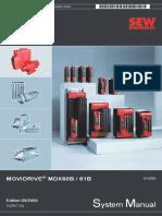 11427817 - System Manual - Complete - MOVIDRIVE MDX60B_61B