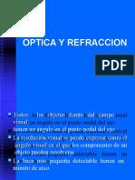 5. Óptica y Refracción I y II