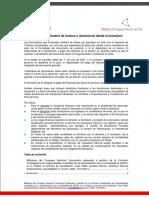 Mutuo y Donacion Comision Investigadora ARCIS