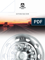 2011 Alcoa Spec Guide