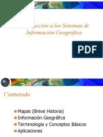 Sistema de Informacion Geografica 4