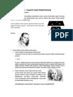 Tugas Teori & Hukum