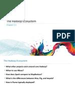 Week 4 - Hadoop Ecosystem.pdf