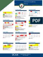 Calendario Curso 2016 17 Murcia