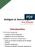 Antigen & Immunogen