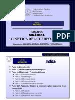 Tema 16 Cinetica Del Cuerpo Rigido