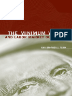 [Christopher J. Flinn] the Minimum Wage and Labor