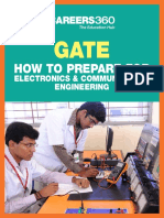 GATE- How to Prepare for Electronics & Communication Engineering