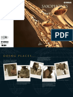 Saxophone catalogue