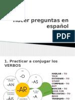 Hacer Preguntas en Español