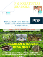 Paparan Lomba Desa Ngile Tahun 2017
