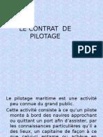 Le Pilotage maritime