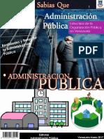 Administración y Función Pública