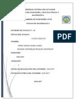 Informe 11 de Ensayo de Materiales