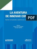 MARTIN MARIA VICTORIA Y VESTFRID PAMELA - LA AVENTURA DE INNOVAR CON T I C.pdf