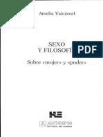 Sexo y Filosofia - I
