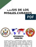 Crisis de los misiles cubanos