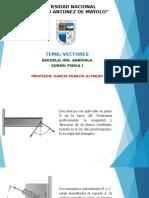 EJERCICIOS PROPUESTOS DE VECTORES ING. AGRICOLA 2016 II.pptx