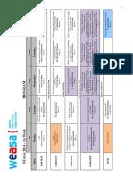 WEAS 2014 Programme