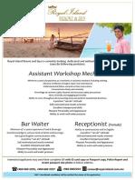 Job Advertisement (5)