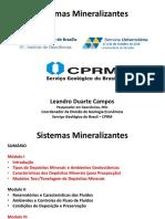 Palestra MineralSystem LeandroCampos