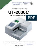 Ut2600c Opr